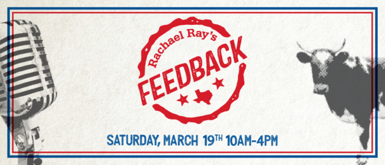 Rachael Ray's Feedback SXSW 2016 Day Party Announced ft Naughty By Nature