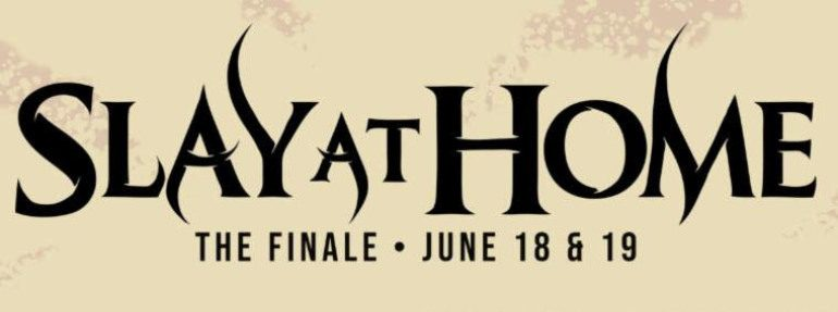 WEBCAST: Watch the Slay At Home Finale Live Stream with Lacuna Coil, Local H and Amigo the Devil