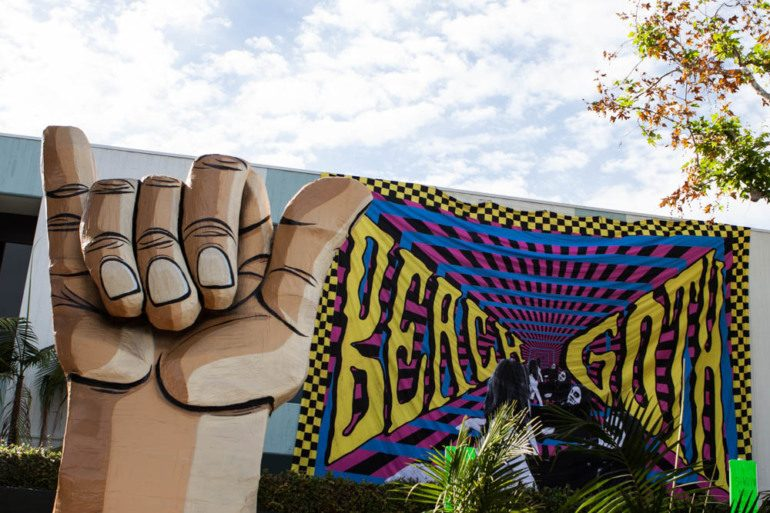 Beach Goth 2015, Day Two Review: FIDLAR, Nobunny and The Growlers' Encore