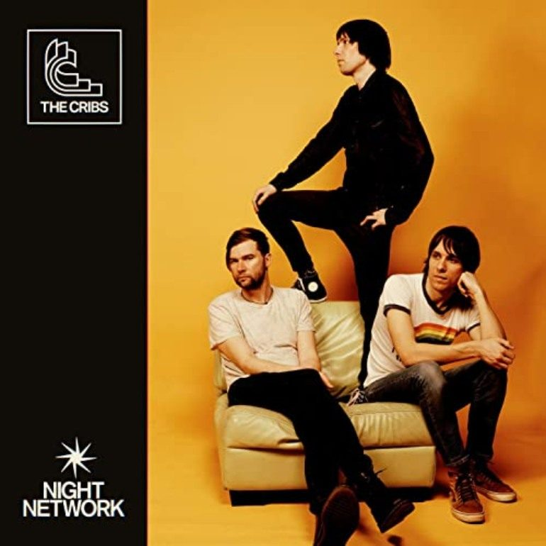 Album Review : The Cribs – Night Network