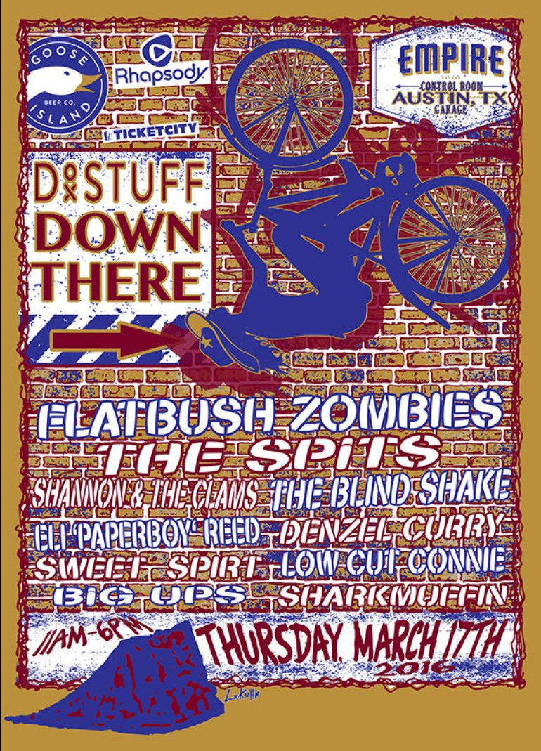 DoStuff Down There SXSW 2016 Day Party Announced